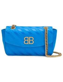 Balenciaga Bb Round Shoulder Baghome Women Balenciaga Bags Messenger & Crossbody Bags by Balenciaga