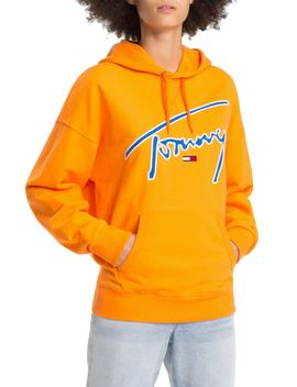 Tjw Embroidered Logo Hoodie by Tommy Jeans