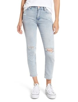 Ripped Slim Izzy Jeans by Tommy Jeans