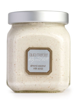 Almond Coconut Milk Scrub by Laura Mercier