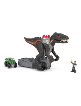 Imaginext Jurassic World Walking Indoraptor by Jurassic World