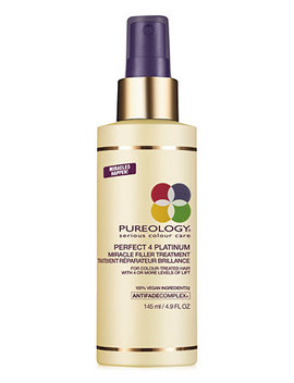 Perfect 4 Platinum Miracle Filler Treatment, 4.9 Oz., From Purebeauty Salon & Spa by Pureology