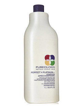 Perfect 4 Platinum Conditioner, 33.8 Oz., From Purebeauty Salon & Spa by Pureology