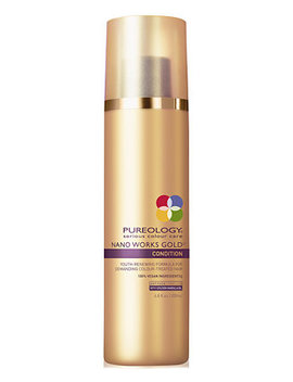Nano Works Gold Conditioner, 6.8 Oz., From Purebeauty Salon & Spa by Pureology