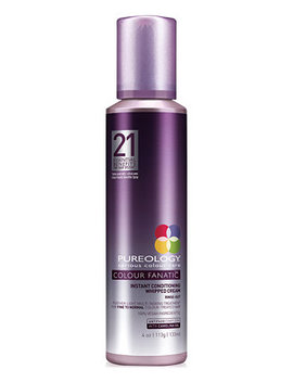 Colour Fanatic Instant Conditioning Whipped Cream, 4 Oz., From Purebeauty Salon & Spa by Pureology