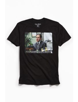 The Office  Stitious Tee by Urban Outfitters