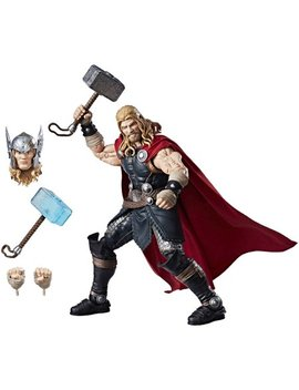 "Marvel Legends Series 12"" Thor by Avengers"