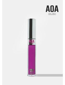 Aoa Wonder Matte Liquid Lipstick  Echo by Shop Aoa