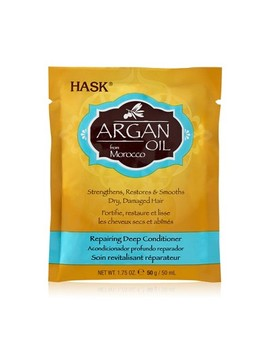 Hask Argan Oil Repairing Deep Conditioner 1.75 Fl Oz. by Shop All Hask