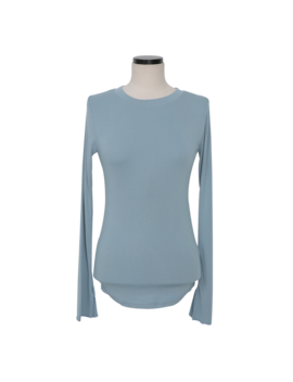 Slim Fit Extended Sleeve T Shirt by Stylenanda