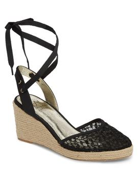 Pamela Espadrille Wedge Sandal by Adrianna Papell