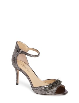Prisca Embellished Sandal by Imagine Vince Camuto