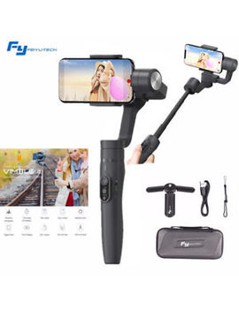 Feiyu Vimble 2 Extendable Handheld 3 Axis Gimbal Stabilizer For I Phone X Samsung by Feiyu