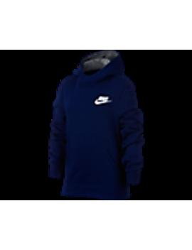 Boys' Nike Sportswear Club Pullover Hoodie by Nike