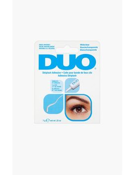 Duo False Eyelash Glue   Clear by Prettylittlething