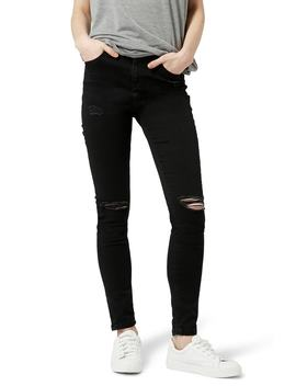 Moto Jamie Ripped Jeans by Topshop