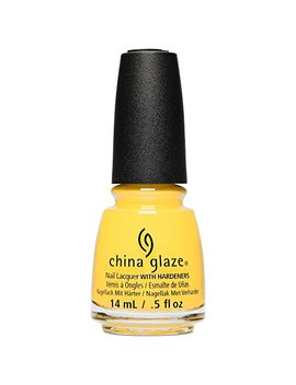 China Glaze Nail Lacquer 1600   Werk It Honey From Chic Physique Collection by China Glaze