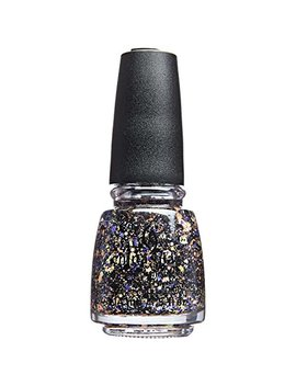 China Glaze Ghouls Night Out Nail Polish, Ghostess With The Mostess, 0.5 Fluid Ounce by China Glaze