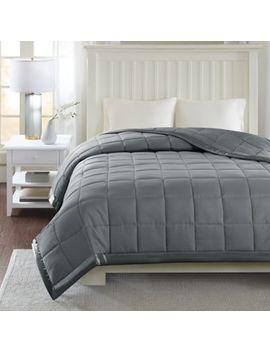 Madison Park Windom 3 M Scotchgard Down Alternative Blanket by Bed Bath & Beyond