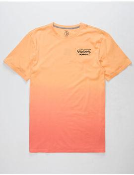 Volcom Disestablish Dye Mens T Shirt by Volcom