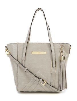 Mara Top Zip Satchel by Generic