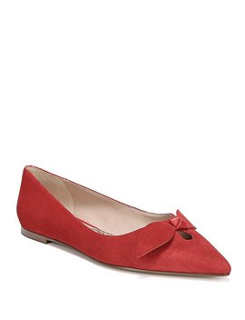 Raz Suede Flats by Generic