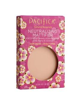 Pacifica Cherry Powder Neutralizing Light Mattifier   0.28oz by Shop All Pacifica