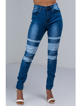 The Monte High Rise Denim by Akira