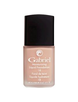 Gabriel Moisturizing Liquid Foundation Spf 18   Fair Shades   1 Fl Oz by Shop All Gabriel Cosmetics