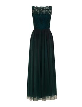 *Chi Chi London Green Embroidered Bodice Maxi Dress by Dorothy Perkins