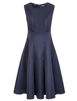 *Chi Chi London Navy Lace Midi Dress by Dorothy Perkins