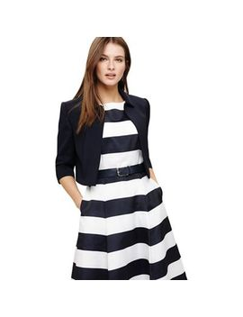 Phase Eight   Blue Andrea Stripe Dress by Phase Eight