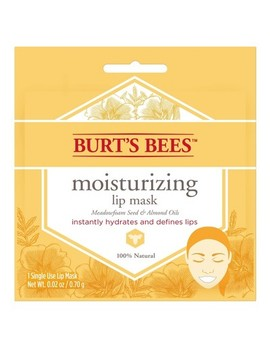 Burt's Bees Lip Mask   Meadowfoam Seed And Almond Oils   1ct by Shop All Burt's Bees