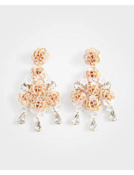 Crochet Earrings by Ann Taylor