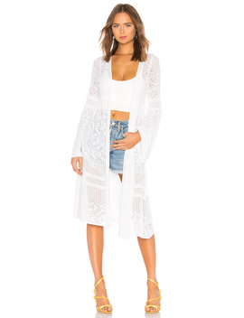 Darine Crochet Cardigan by Lovers + Friends