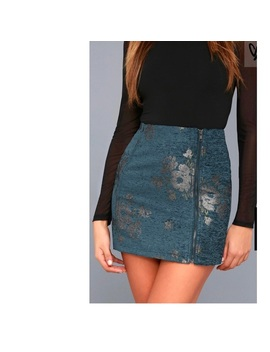Free People Movin On Mini Skirt Nwt   Nwt by Free People