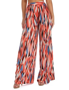 Geometric High Waist Pants by Windsor