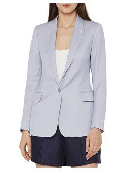 Etta Slim Fit Blazer by Reiss