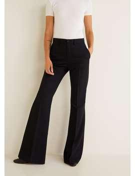 Spodnie Flare by Mango