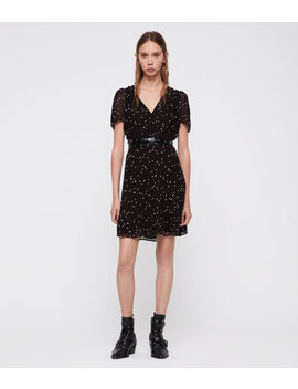 Lucia Star Dress by Allsaints