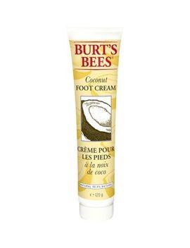 Burt's Bees Coconut Foot Cream, 120g by Burt's Bees