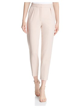Cropped City Pants by Theory