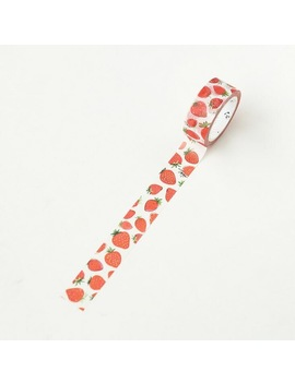 Summer Fruit Time Washi Tape Adhesive Tape Diy Scrapbooking Sticker Label Masking Tape by House Of Novelty