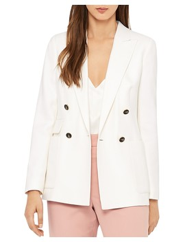 Tate Twill Blazer by Reiss