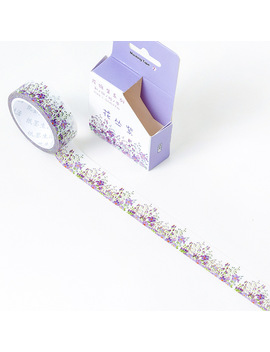 Flowers Collection Arrow Ribbon Washi Tape Diy Scrapbooking Sticker Label Masking Tape School Office Supply by House Of Novelty