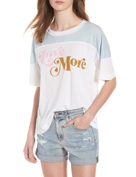 Love More   Samuel Tee by Wildfox