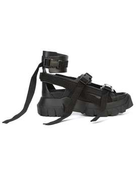 Rick Owens Hiking Spartan Sandalshome Women Rick Owens Shoes Sandals by Rick Owens