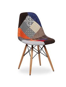 Nufurn Designer Dining Chair (Multicolour) by Nufurn
