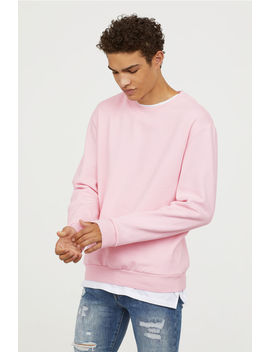 Rahat Kesim Sweatshirt by H&M