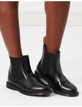 Vegan Flora Kensington Boots by Dr Martens